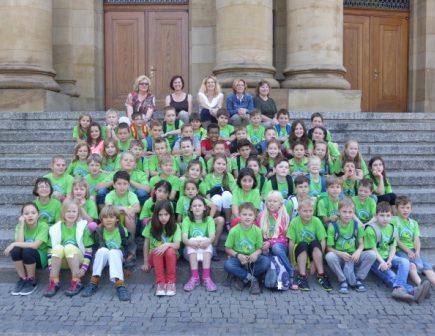 Besuch der Stuttgarter Oper