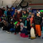 Wintersporttag  der Dritt- und Viertklässler im Polarion
