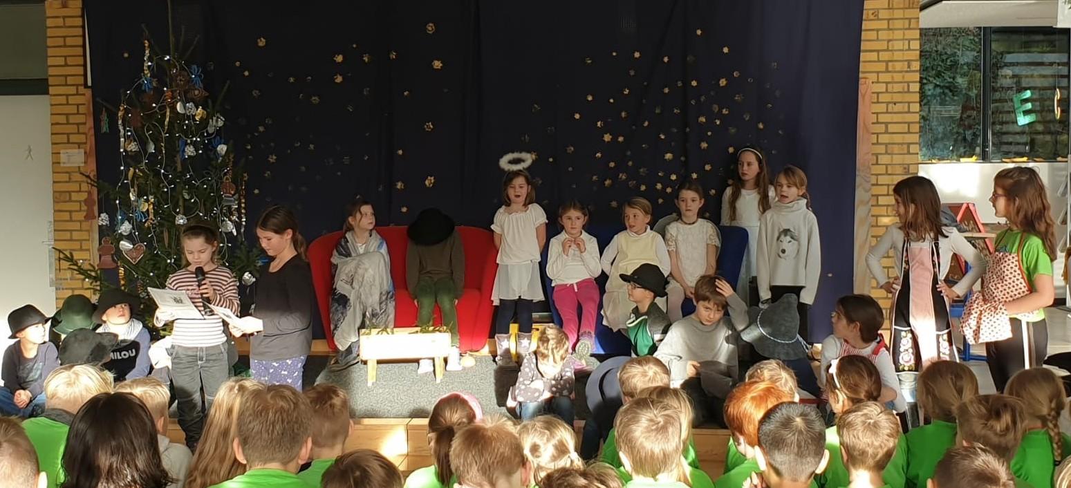 Schulweihnachtsfeier
