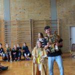 Die Oper Zauberflöte bei uns an der Schule