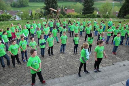 Jubiläumsfeier – 50 Jahre Schallenbergschule