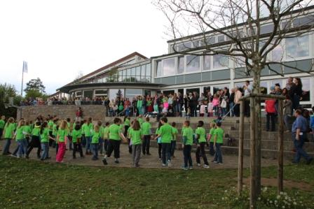 Jubiläumsfeier- 50 Jahre Schallenbergschule