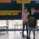 Schulpost unter Corona-Bedingungen