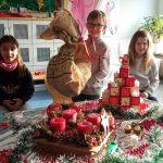 Der Nikolaus kam auch zu uns!  🎅