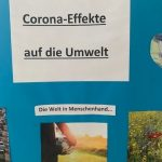 Erdschützer-Thema: Corona-Effekte